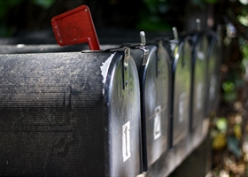Thinking Outside the Mailbox